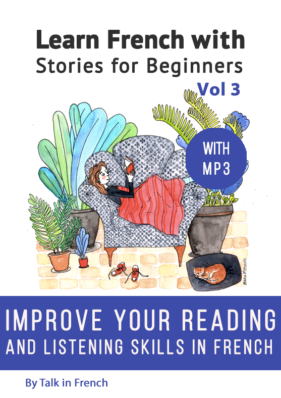 Learn French with Stories for beginners Vol 4